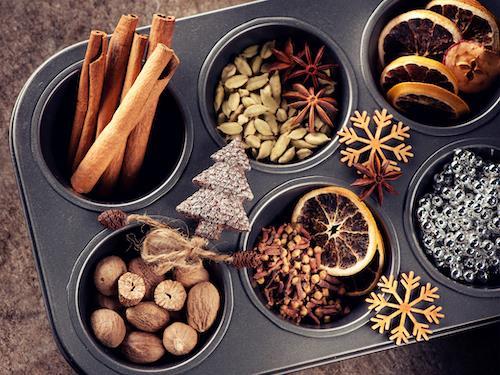 Świąteczne przyprawy dla zdrowia i sylwetki