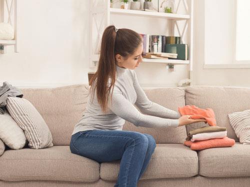 Czy porządek w domu może wpływać na samopoczucie?
