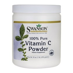 100% Pure Vitamin C Powder