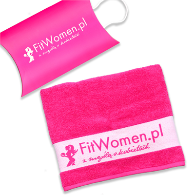 FitWomen Ręcznik