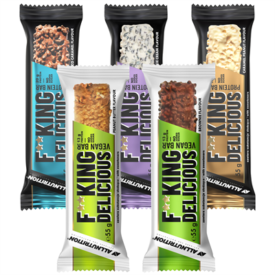 ALLNUTRITION Fitking Delicious Protein Bar