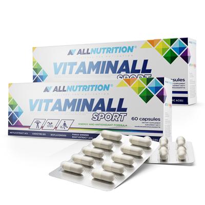 ALLNUTRITION 2x VitaminALL Sport 60 kapsułek