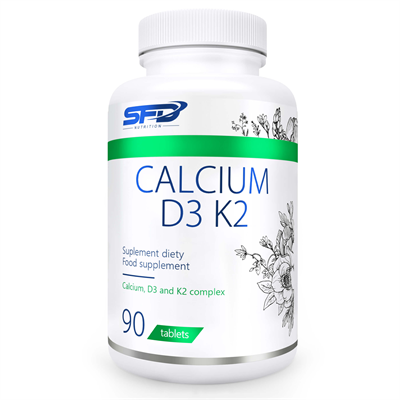 SFD NUTRITION CALCIUM D3 K2