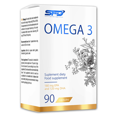 SFD NUTRITION Omega 3