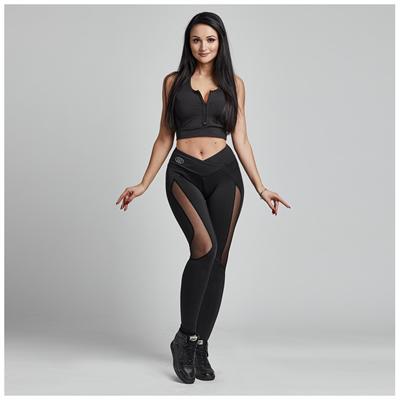 Gym Provocateur LEGGINSY SEXY BLACK