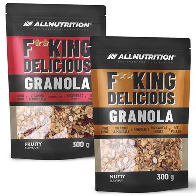 ALLNUTRITION Fitking Delicious Granola