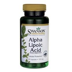 ALA (Alpha Lipoic Acid)