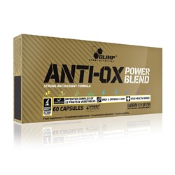 ANTI-OX POWER BLEND  - 60caps