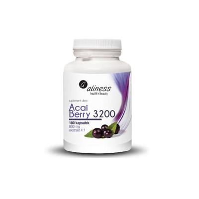 Aliness Acai Berry 3200 z Acerolą i Chromem
