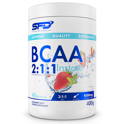 SFD NUTRITION BCAA 2:1:1 Instant