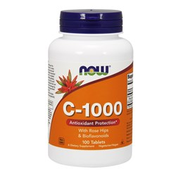 C-1000 with Rose Hips & Bioflavonoids