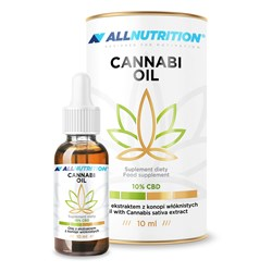 CANNABI OIL 10% - 10ml