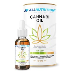 CANNABI OIL 15% - 10ml