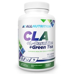 CLA + L-Carnitine + Green Tea