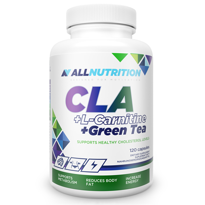 ALLNUTRITION CLA + L-Carnitine + Green Tea