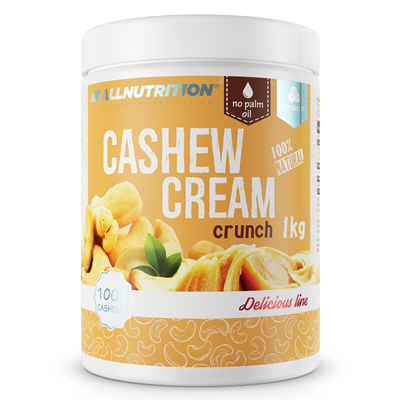 ALLNUTRITION Cashew Cream Crunch