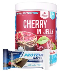 Cherry In Jelly + Proteineo Bread - 1000g+110g