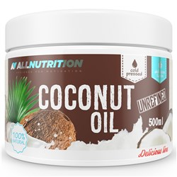 Coconut Oil Unrefined - 500g