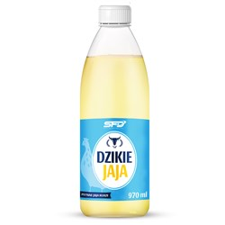 DZIKIE JAJA  - 970ml