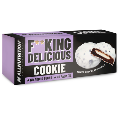 Fitking Delicious Cookie White Chocolate Cream