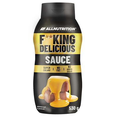 ALLNUTRITION Fitking Delicious Sauce Advocat