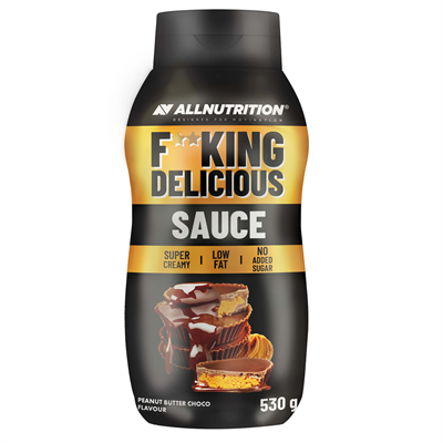 Fitking Delicious Sauce Peanut Butter Choco