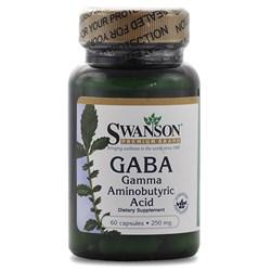 GABA Gamma Aminobutyric Acid