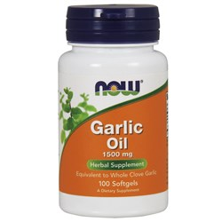 Garlic Oil - 100softgels(1500mg)