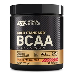 Gold Standard BCAA Train + Sustain - 266g