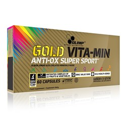 Gold VITA-MIN anti OX