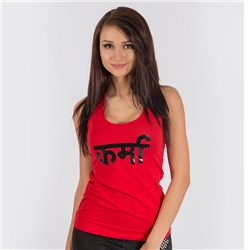 Karma Tank Top Red Energy - 1szt