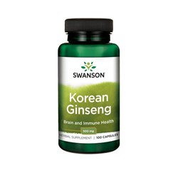 Korean Ginseng - 100kap.