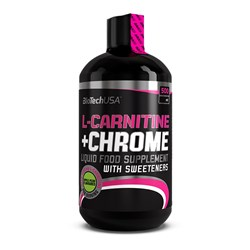 L-Carnitine + Chrome - 500ml