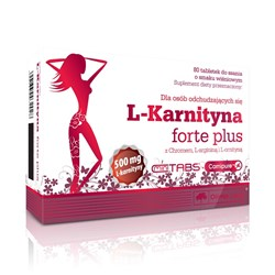 L-Karnityna Forte Plus - 80tab