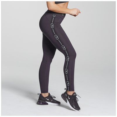 Gym Provocateur LEGGINSY SPORTY GREY