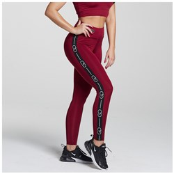 LEGGINSY SPORTY RED