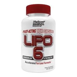 Lipo 6 Maximum Strength
