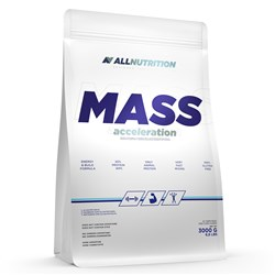 Mass Acceleration - 3000g