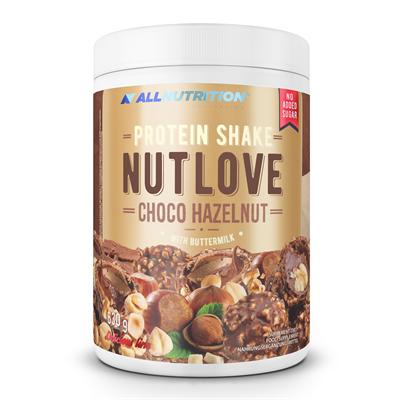 NUTLOVE Protein Shake Chocolate Hazelnut
