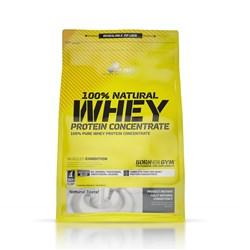 Natural 100%  Whey Protein Concentrate - 700g