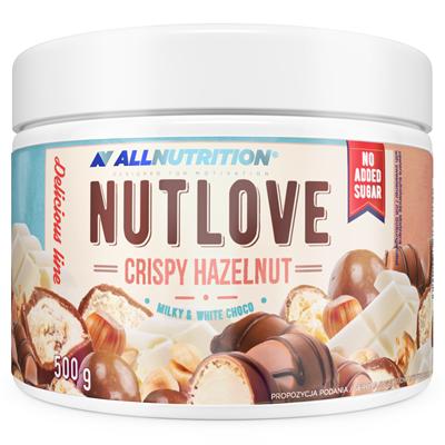 ALLNUTRITION Nutlove Crispy Hazelnut