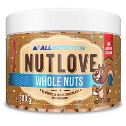 Nutlove Wholenuts - Migdały W Białej Czekoladzie I Cynamonie