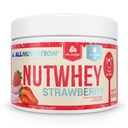 ALLNUTRITION Nutwhey Strawberry 500g