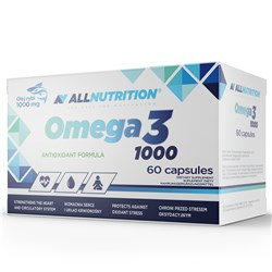 Omega 3 1000 - 60softgels