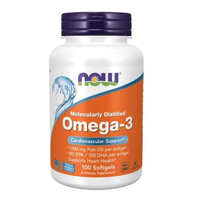 Now Omega 3