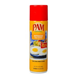 PAM cooking spray Buttercoat - 482g