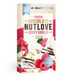 Protein Chocolate Nutlove Crispy Vanilla