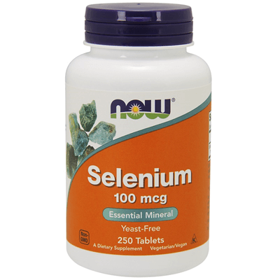 Now Selenium