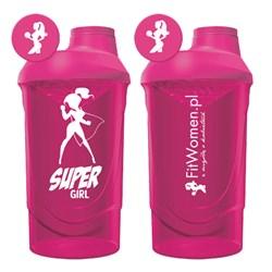 Shaker Super Girl