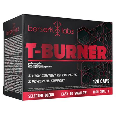 Berserk Labs T-Burner